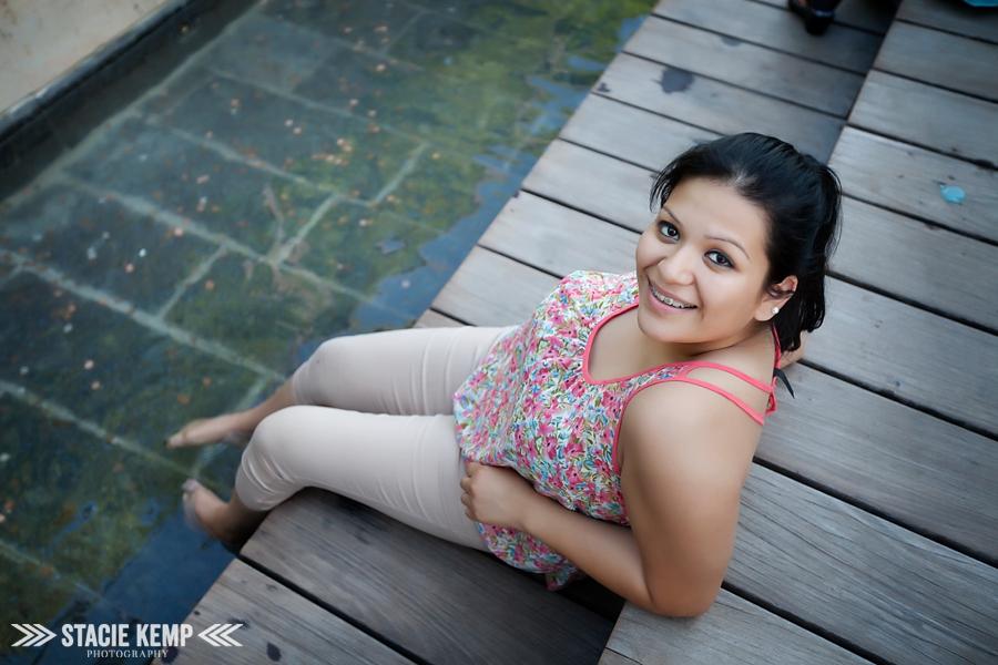Millennium Park Chicago Senior Portraits