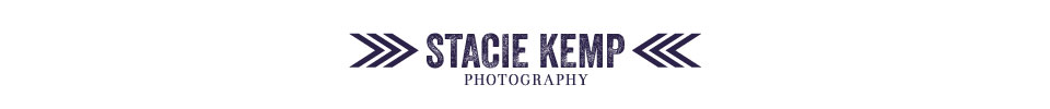 Stacie Kemp Photography Blog logo